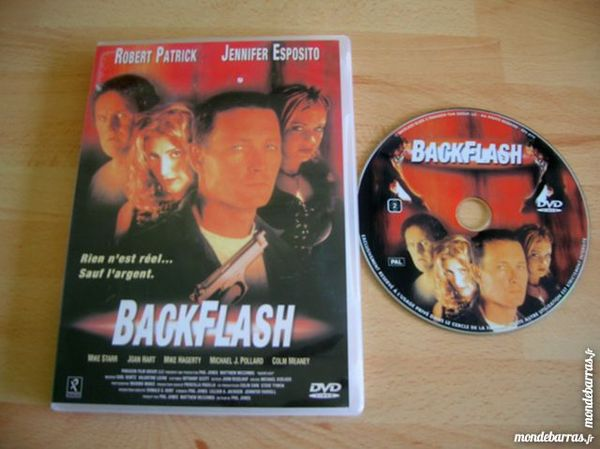 DVD BACKFLASH - Action 5 Nantes (44)