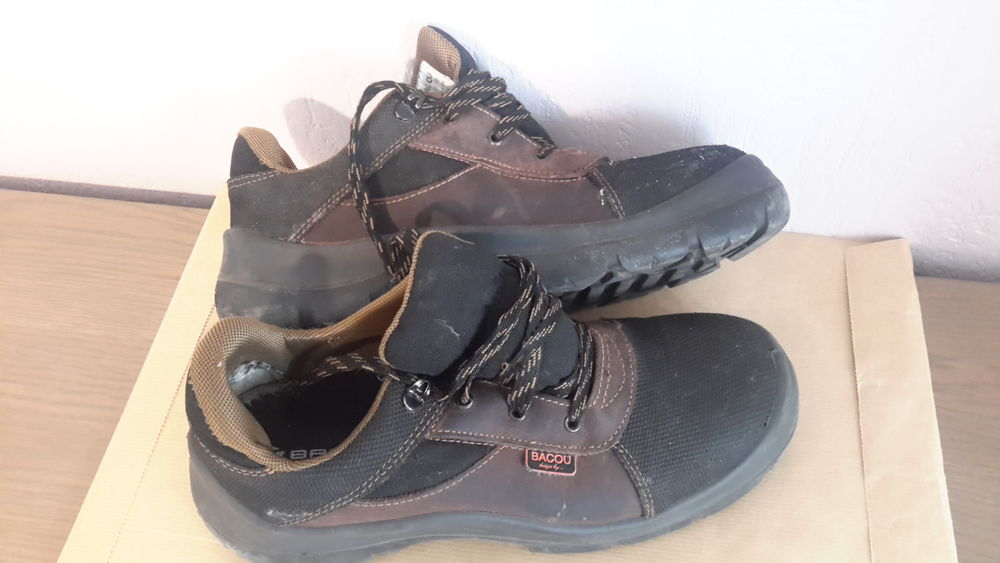 BACOU chaussures sécurité  5 Labuissiere (62)