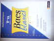 BACS BLANCS TES Livres et BD
