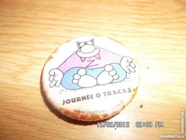 badge journée zéro tracas 1 Chambly (60)