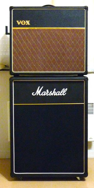 vox AC 30 + baffle additionnel 650 Lille (59)