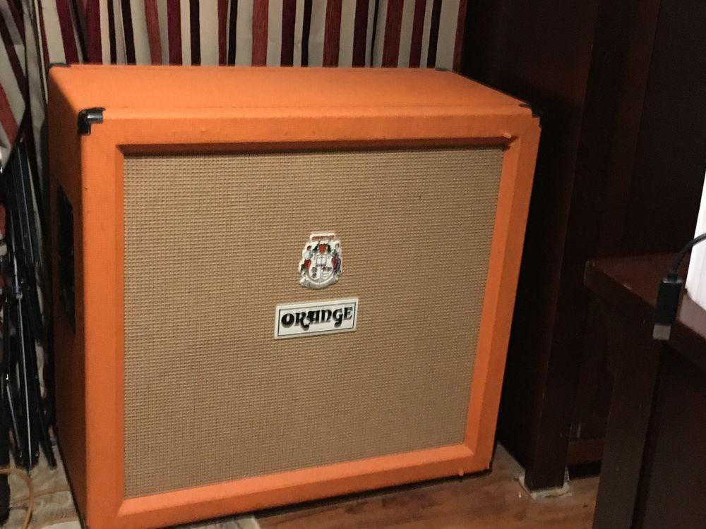 Baffle Ampli Guitare ORANGE APC 412 Instruments de musique