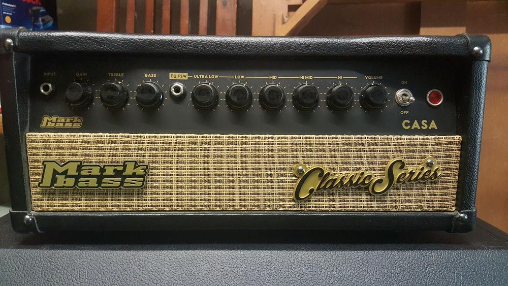 baffle + tête markbass casa 108 Instruments de musique