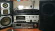 2 baffles +Turner +2 lecteur cassettes