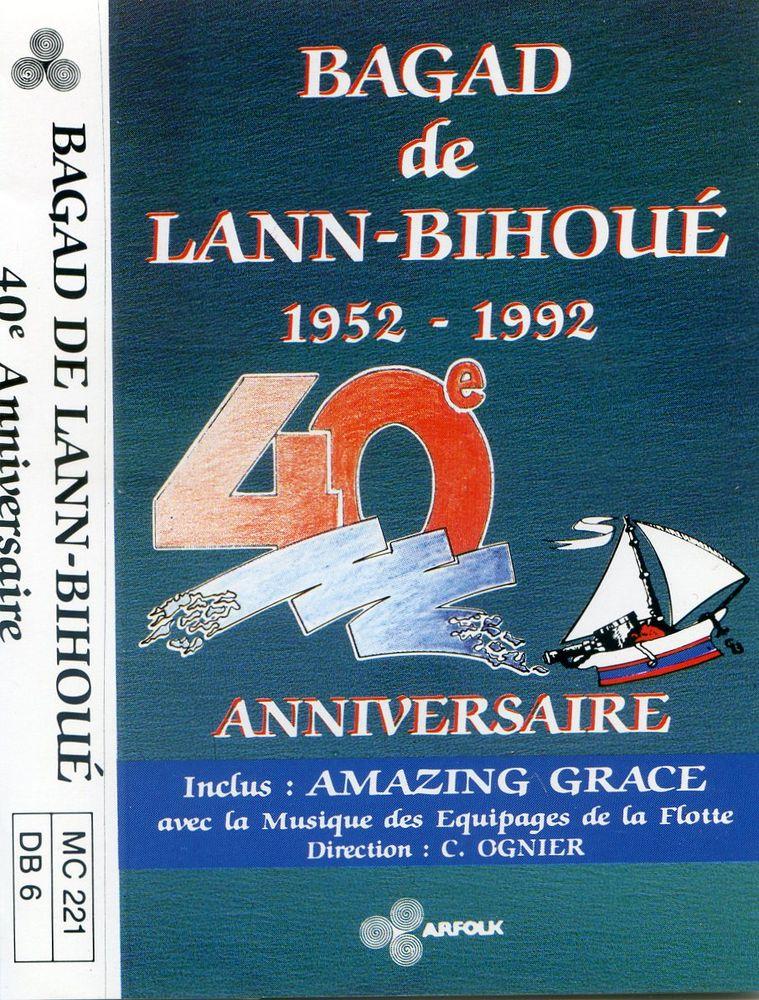 BAGAD DE LANN-BIHOUE 1952 1992, 8 Rennes (35)
