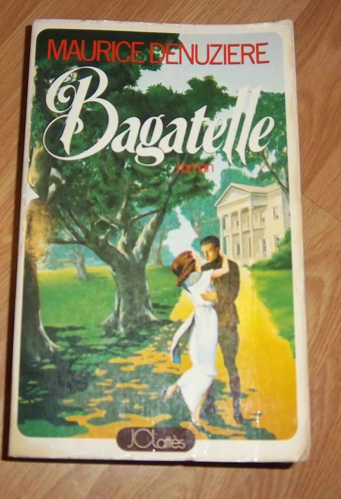 Bagatelle tome III Maurice Denuziere 1 Colombier-Fontaine (25)
