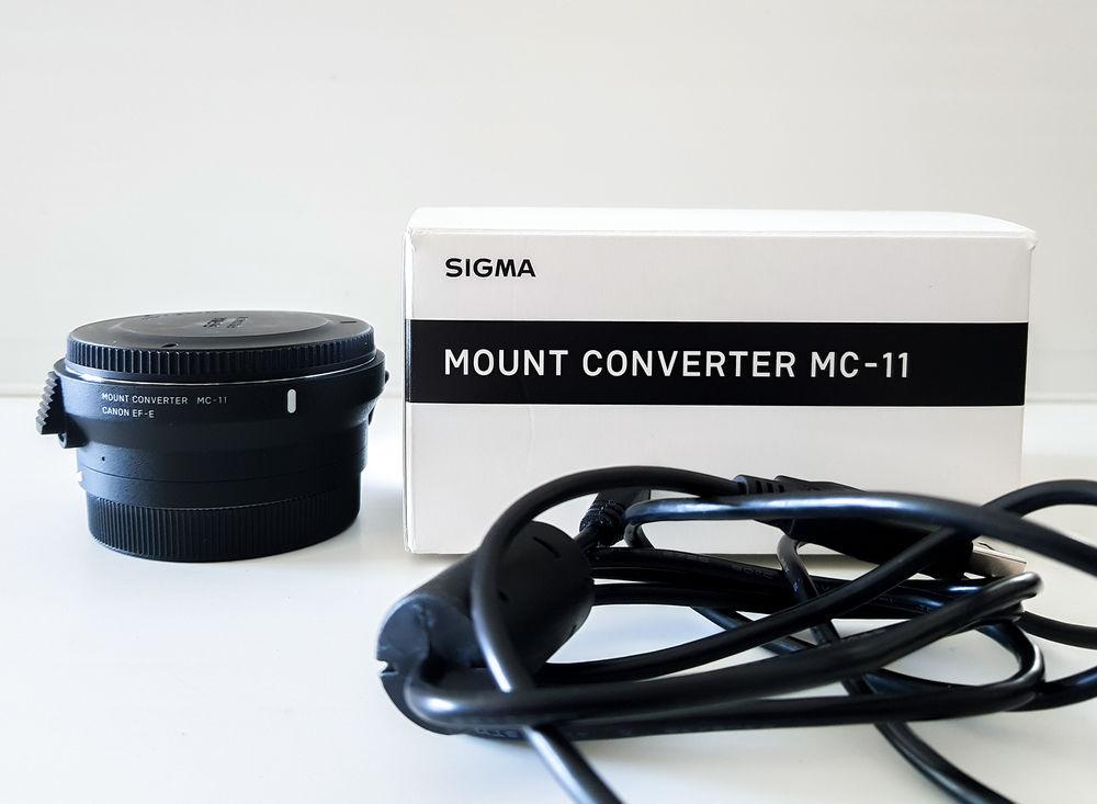 Bague d'adaptation Sigma MC-11 200 Morsang-sur-Orge (91)