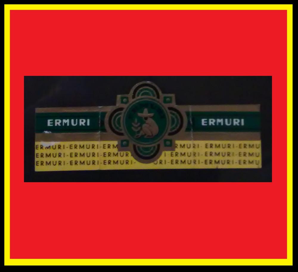 Bague à Cigare - ( Prix 0.50 cts.) 0 Limoges (87)