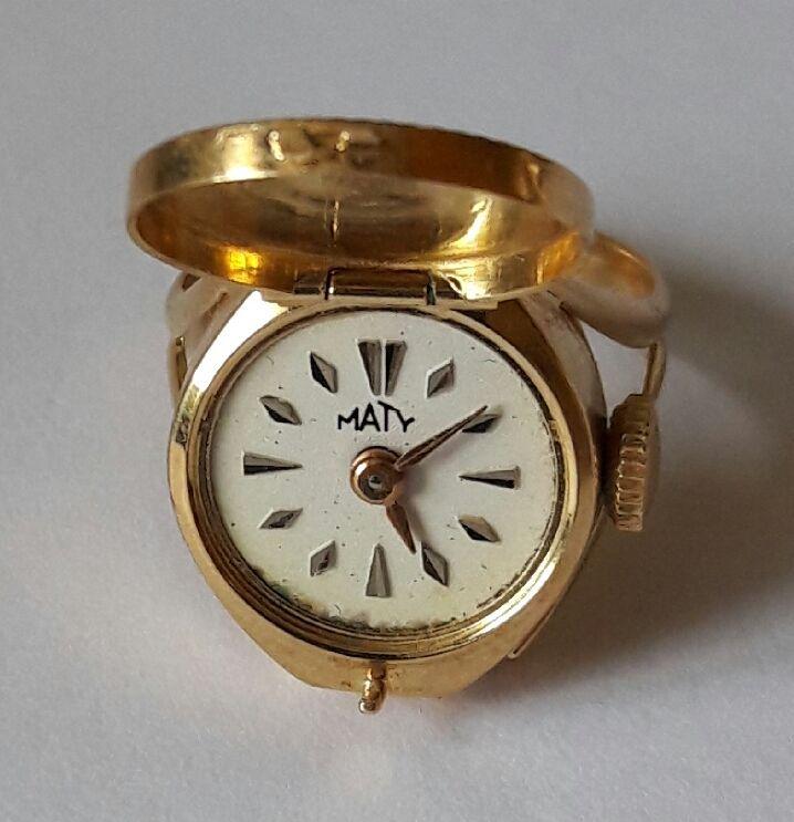 Bague-montre mécanique Maty 500 Thaon-les-Vosges (88)