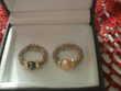 Bagues souples perles de cultures N° 349 Bijoux et montres