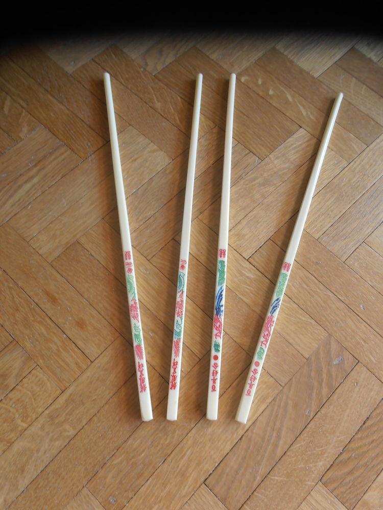Baguettes chinoises décorées (54) 1 Tours (37)