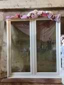 baie vitrée coulissante pvc 450 Bouligny (55)