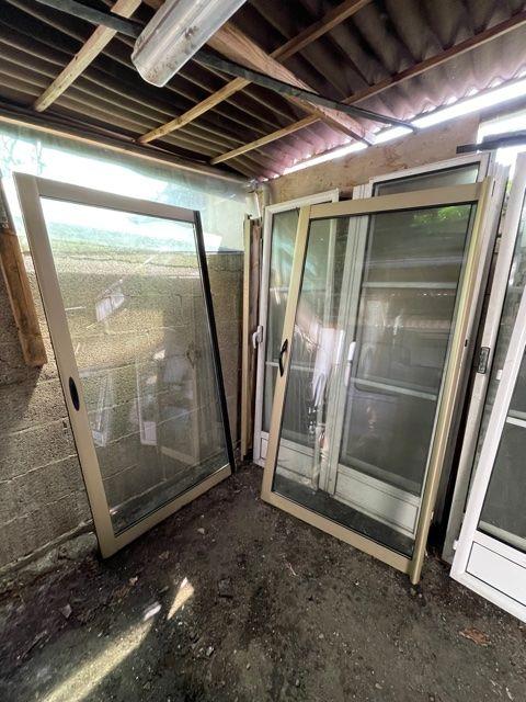Baie vitrée coulissante 500 Bondy (93)