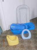Baignoire Bébé confort - siège de bain - réducteur - pot 15 Noyal-Pontivy (56)