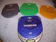 Baladeur CD portable THOMSON Damprichard (25)