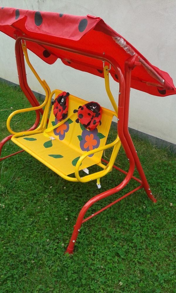 Balancelle enfant + fauteuil enfant 30 Beauvais (60)
