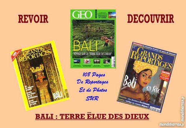 BALI - géo - DENPASAR / les-livres-de-jac 13 Laon (02)