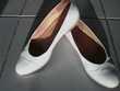 Ballerines / Escarpins Cuir Blanc Femme 36 MIROTON Tournefeuille (31)