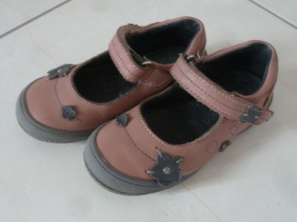 Ballerines roses Taille 25 10 Taverny (95)