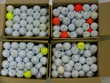Balles de Golf occasion TBE à 0,20; 0,40 ou ,80 Sports