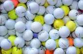 100 Balles de golf d'occasion 30 Le Plessis-Robinson (92)