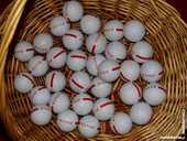 33 balles de golf RANGE tres bon état 15 Dunkerque (59)
