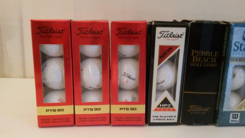 Balles de golf Sports