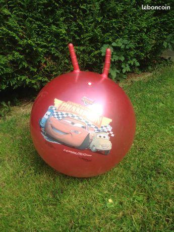 Ballon sauteur enfant Cars® - 7 La Celle-Saint-Cloud (78)
