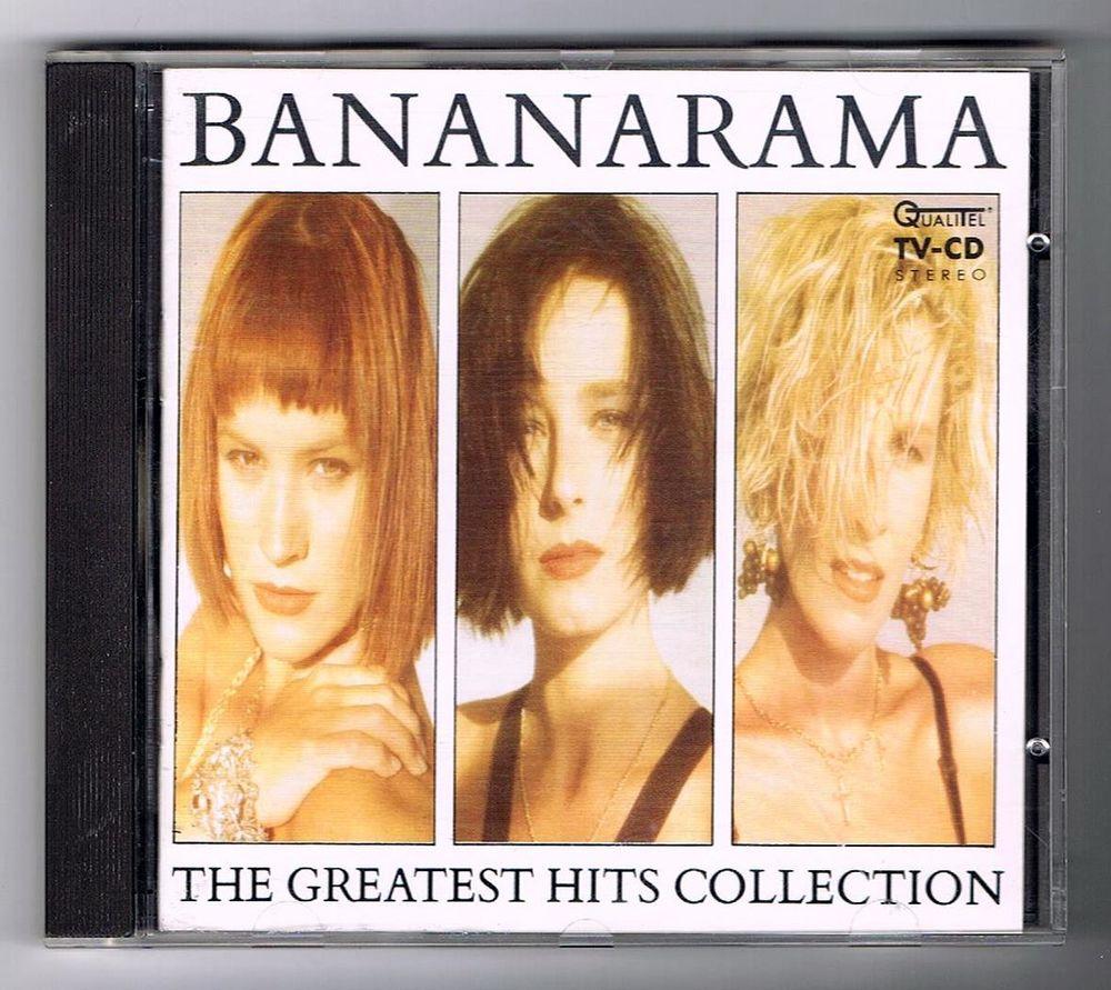 BANANARAMA -CD- THE GREATEST HITS COLLECTION - Cruel Summer 5 Tourcoing (59)