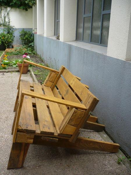Achetez banc de jardin en unique collector annonce vente - Banc de jardin occasion ...