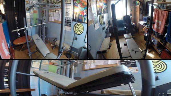 Banc Musculation Domyos Bm 160 Maison Design Tourlvivcom