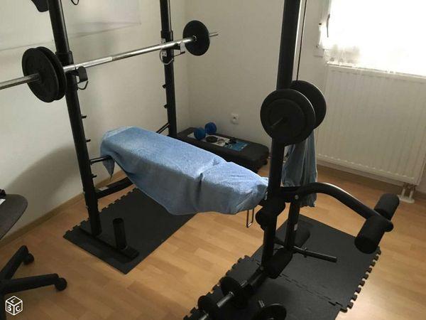 Achetez Banc De Musculation Quasi Neuf Annonce Vente à