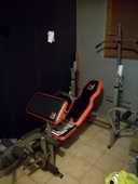 banc de musculation marque hammer 130 Épehy (80)