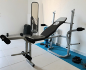 BANC MUSCULATION MULTIPOSITION FITNESS DOCTOR PUMP X  70 Montpellier (34)