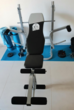 BANC MUSCULATION MULTIPOSITION FITNESS DOCTOR PUMP X Sports