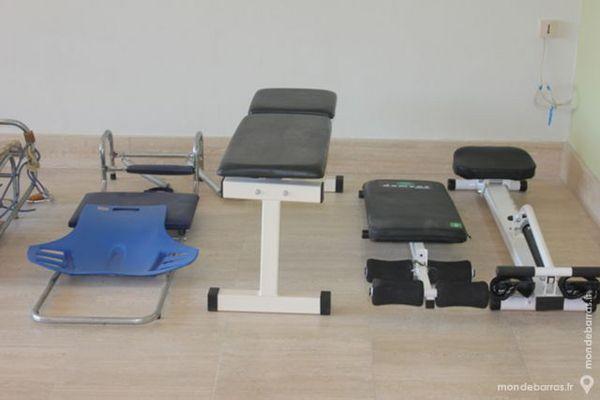 bancs de musculation occasion annonces achat et vente de bancs de musculation paruvendu. Black Bedroom Furniture Sets. Home Design Ideas