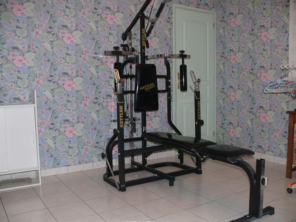 Bancs de musculation occasion annonces achat et vente de bancs de musculation paruvendu - Banc de musculation complet professionnel ...