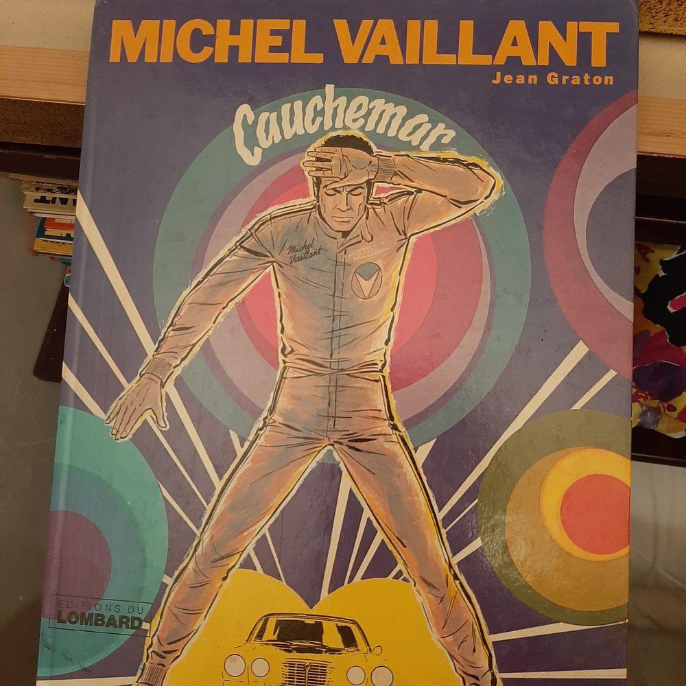 17 bande dessiné Michel Vaillant  50 Langon (33)