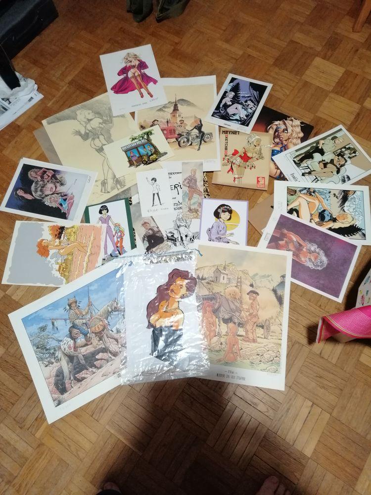 Lot de bande dessinée et para bd 0 Étampes (91)