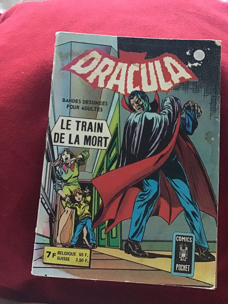 Bande dessinée pour adulte Dracula 6 Verneuil-sur-Avre (27)