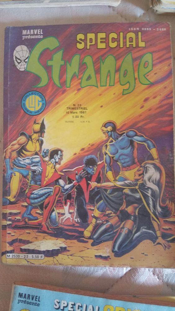 bande dessinée, strange  10 Colmar (68)