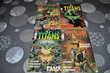 Lot de 4 bande dessinée Titans