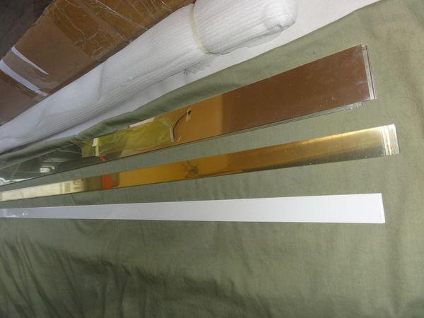 bande pour décoration,Aluminium rigide mais flexible 120 Nanterre (92)