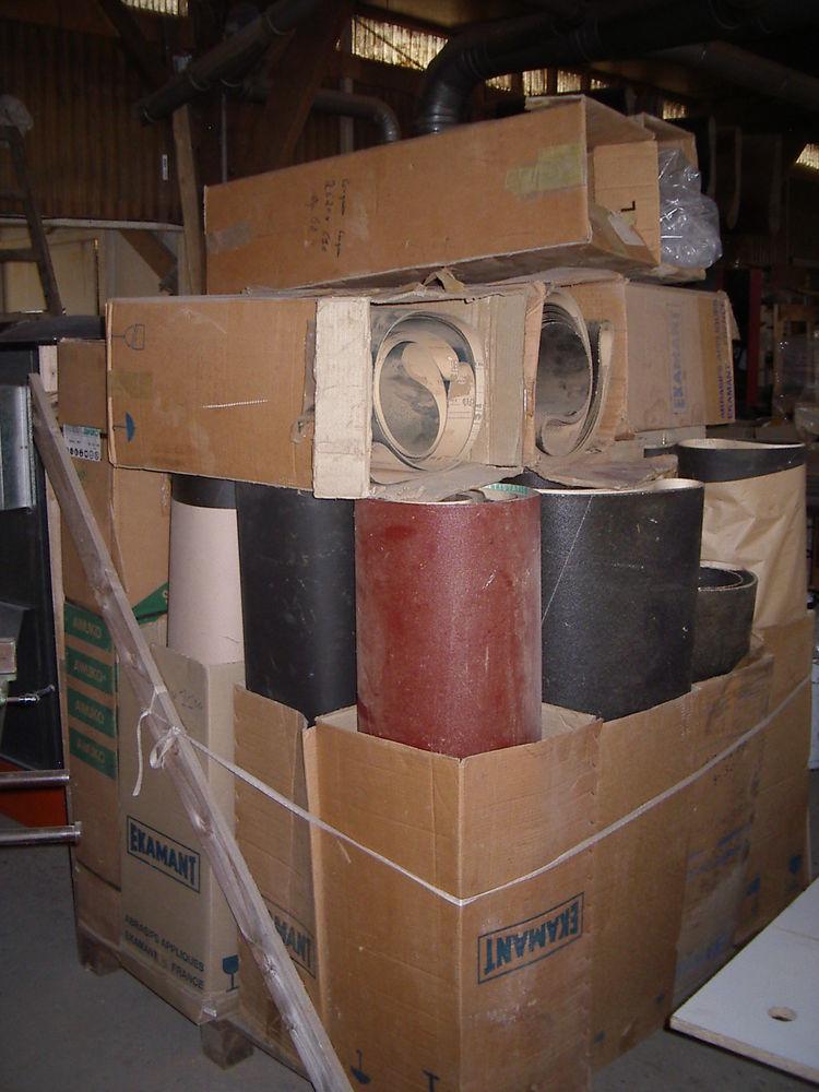 Bandes abrasives 2200 x 1250 mm 10 Châtellerault (86)