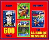BANDES DESSINÉE - géo - TINTIN - ASTÉRIX 35 Strasbourg (67)