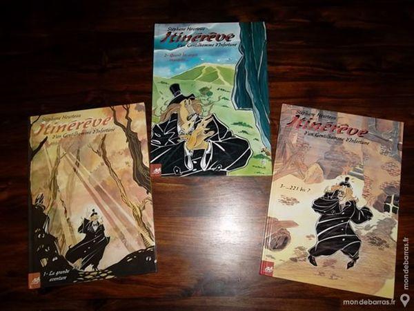 Bandes dessinées d'aventure 10 Tonnoy (54)