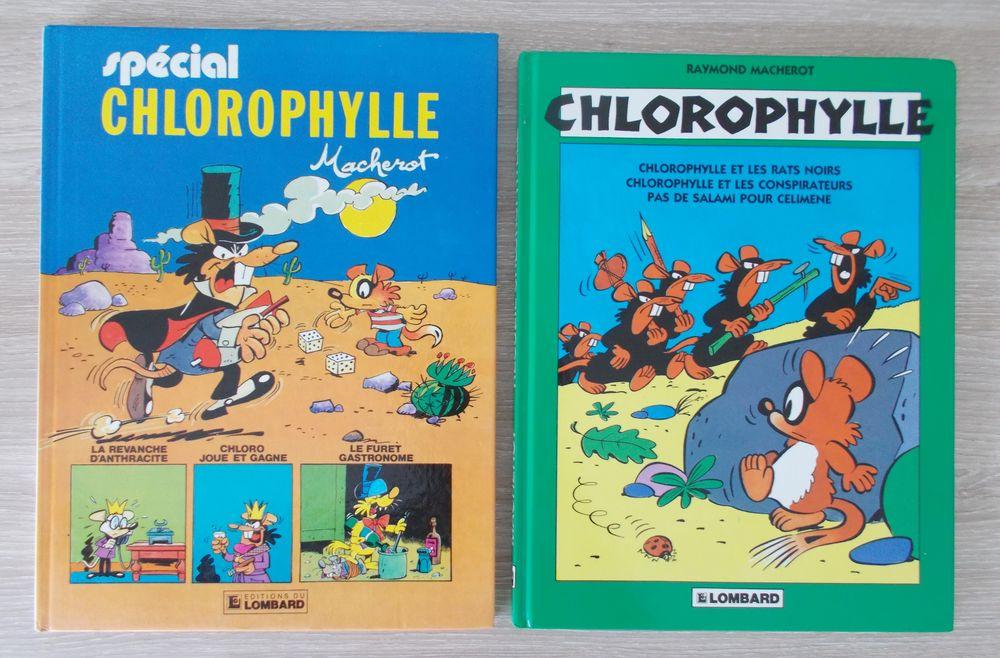 Bandes-dessinées Chlorophylle Livres et BD