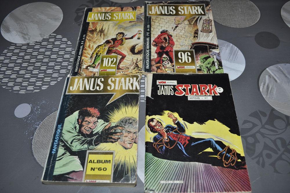 Lot de bandes dessinées Janus Stark 20 Perreuil (71)