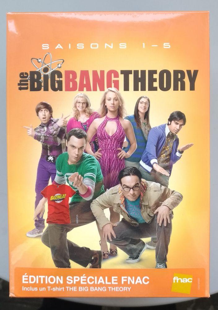 The big bang theory, Saisons 1 à 5 40 Chamalières (63)