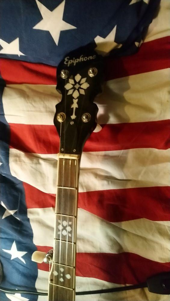 Banjo américain vintage 200 Frontignan (34)